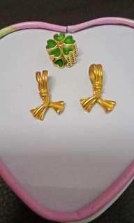 Beads emas 916