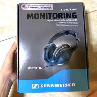 Sennheiser HD280 Pro (New Model)