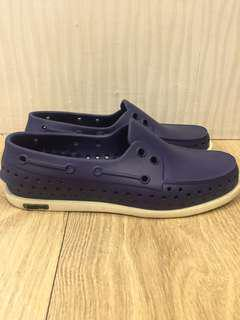 Native Navy Blue Closed shoes