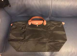 全新Longchamp large bag