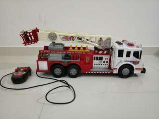 Fastlane remote control fire truck