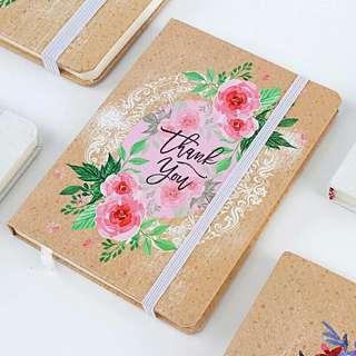 P.O. note book