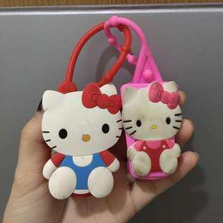 pocketbac holder hello kitty