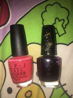 OPI KUTEKS (nail polish) take both