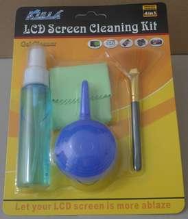 LCD Screen Cleaning Kit 液晶屏清潔套件