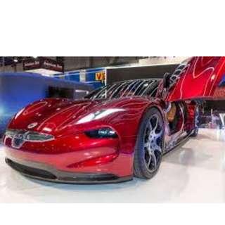 BMW Z4 Roadster 3.0i Auto