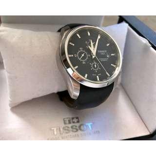 天梭庫圖機械錶