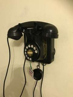 Bell antique wall phone for clearance