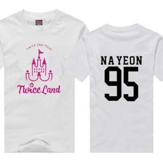Twiceland T-shirt