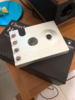 CHORD HUGO 2 DAC with headphone amplifier