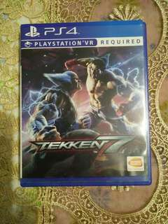 PS4 Tekken 7 (Used)