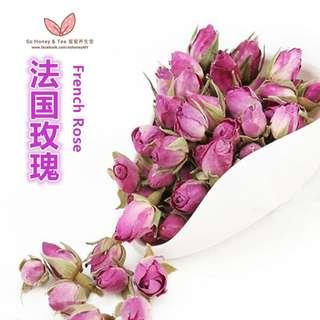 SoHoney French Rose Flower Tea (45g) 法国玫瑰/粉玫瑰