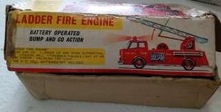 鐵皮電動消防車