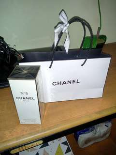 Chanel N5 The Body Lotion