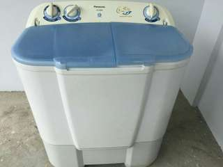 Panasonic 6kg Washing Machine with spinner