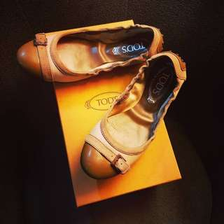 Tods Flatshoes