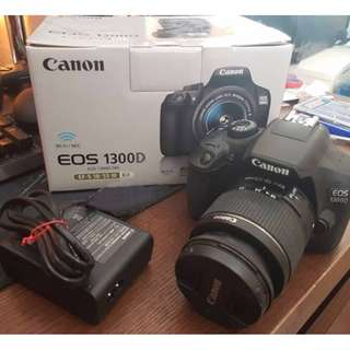 Canon EOS 1300D EF-S 18-55mm