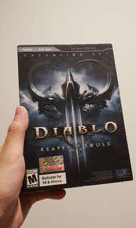 Diablo III: Reaper of Souls DVD