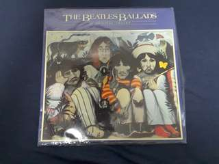 🚚 The Beatles Ballads L.P. Vinyl