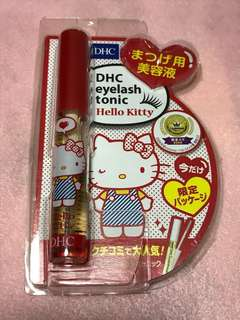 DHC Eyelash Tonic - Hello Kitty Limited Edition