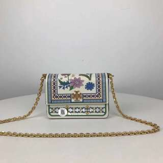 Tory Burch Kira Floral Mini Bag