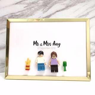 Customised Lego Gift