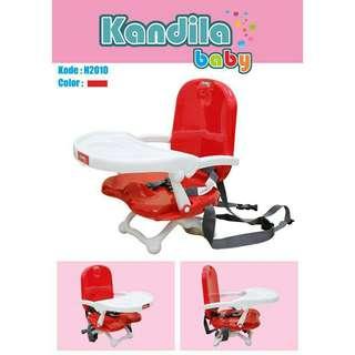 Kandila baby smart chair booster seat kursi makan bayi