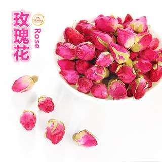 SoHoney Rose Flower Tea (50g) 玫瑰花茶