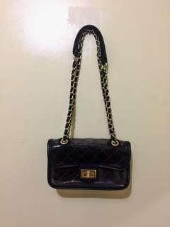 Chanel Inspired PVC Bag