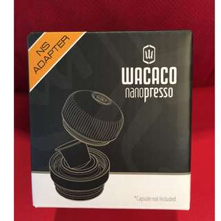 WACACO Nanopresso NS Adapter膠囊轉接頭