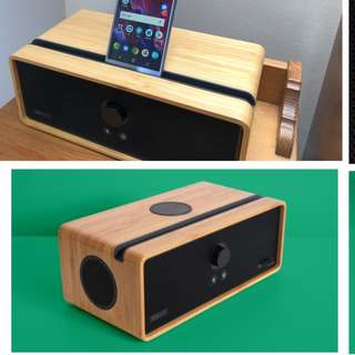 Orbitsound Dock E30 hifi 喇叭 可作手機無線充電 靚聲 connect iphone ipad android mobile