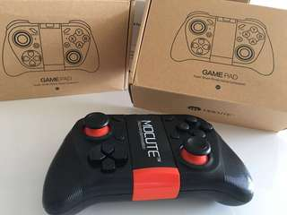 Brand new Mocute Game Controller for IOS & Android