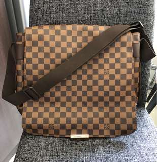 LV Damier Messenger Bag 斜孭袋