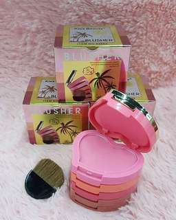 Kiss Beauty Blusher 5in1