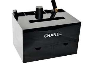 Chanel makeup storage box
