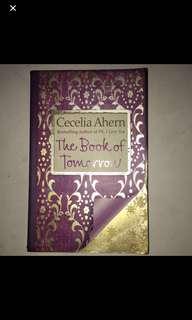 #midmay75 The Book of Tomorrow - Cecelia Ahern