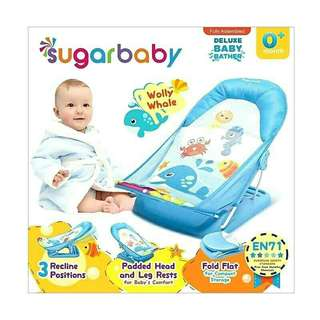 Sugar baby Btr0004 wolly whale baby bather