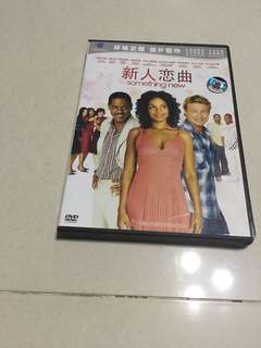 "DVD Selling $3 ""Something New"""