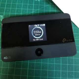 TP Link 4G LTE Wifi 蛋 M7350