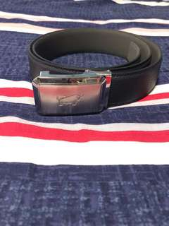 Pre-Owned Authentic Braun Buffel Belt