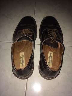 Paolo Mondo Firenze leather shoes