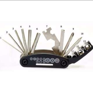 🚚 Allen key multi tools