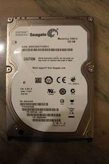 2.5寸 HDD 320GB $60