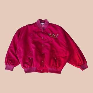 AUTHENTIC Valentino Vintage Bomber Jacket (RARE)