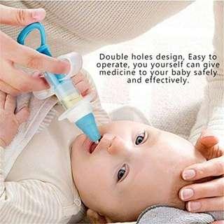 Baby Syringe Medicine Dispenser