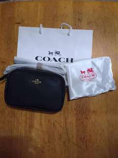 Onhand coach sling bag