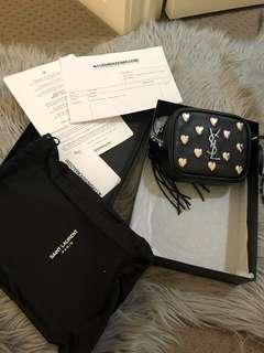 YSL Blogger Bag
