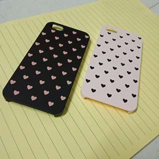 BUY1TAKE1 HEART HARD CASE FOR IPHONE 5/5S/SE