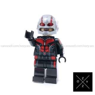 Lego Compatible Marvel Superheroes Minifigures : Ant-Man