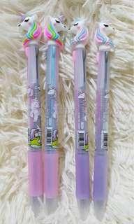 unicorn tri pen